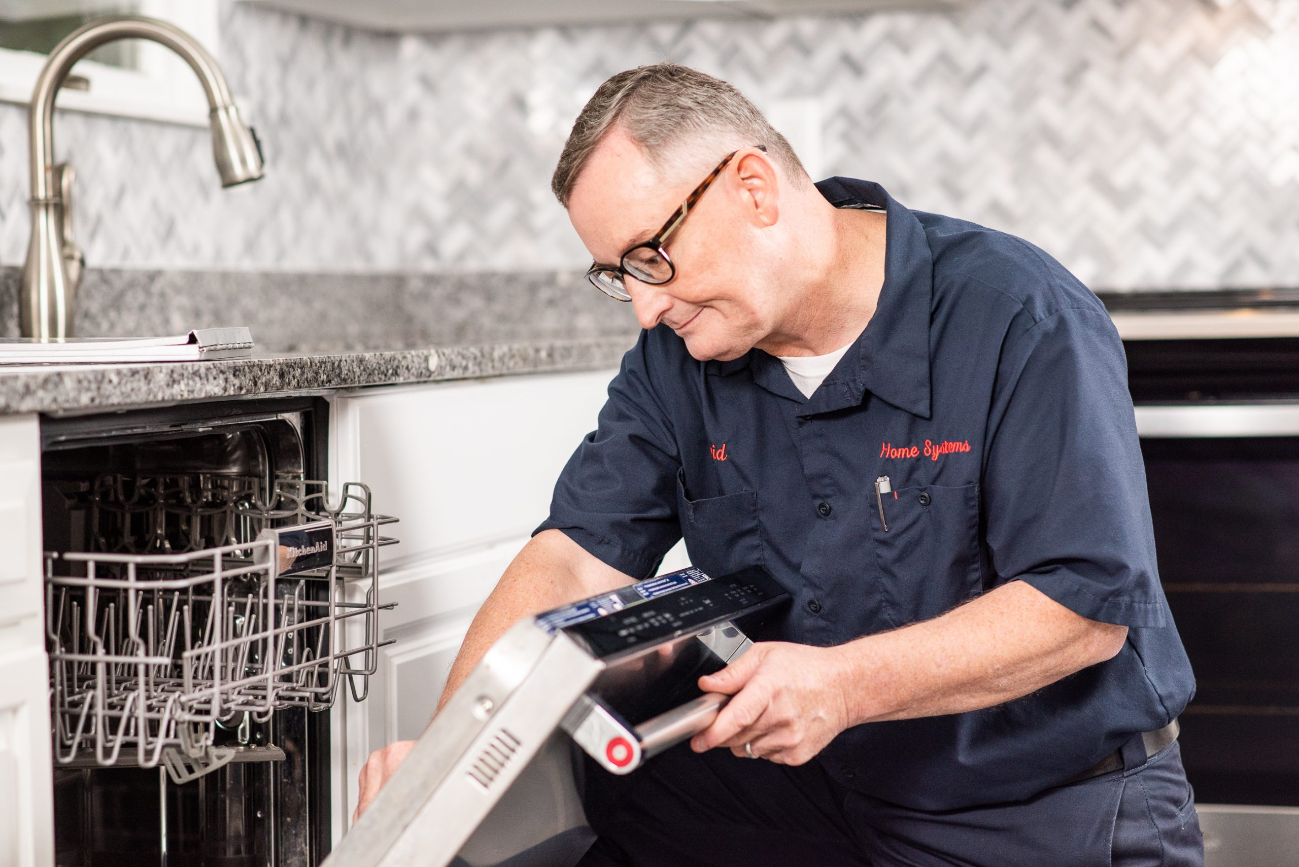 Home Systems Appliance Repair Dishwasher Disposal