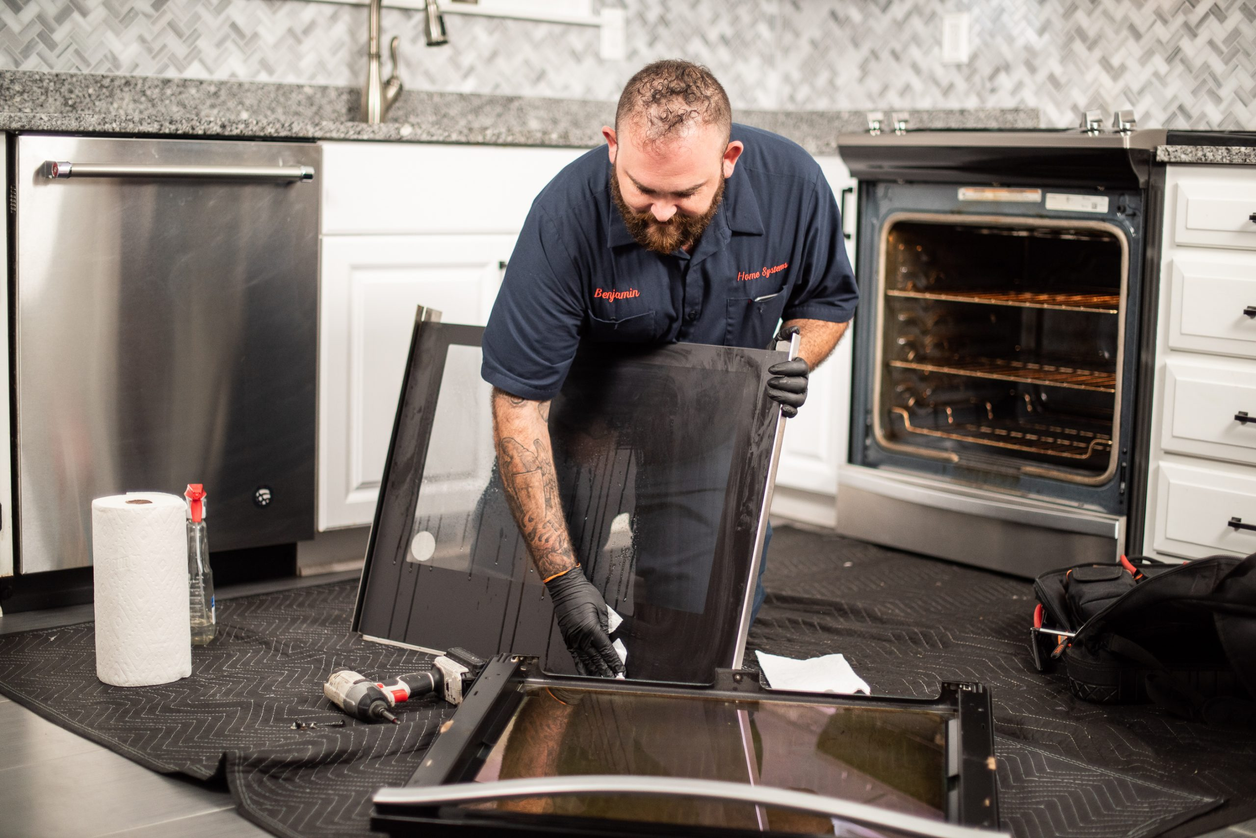 Home Systems Appliance Repair Ovens Cooktops Ranges Microwaves